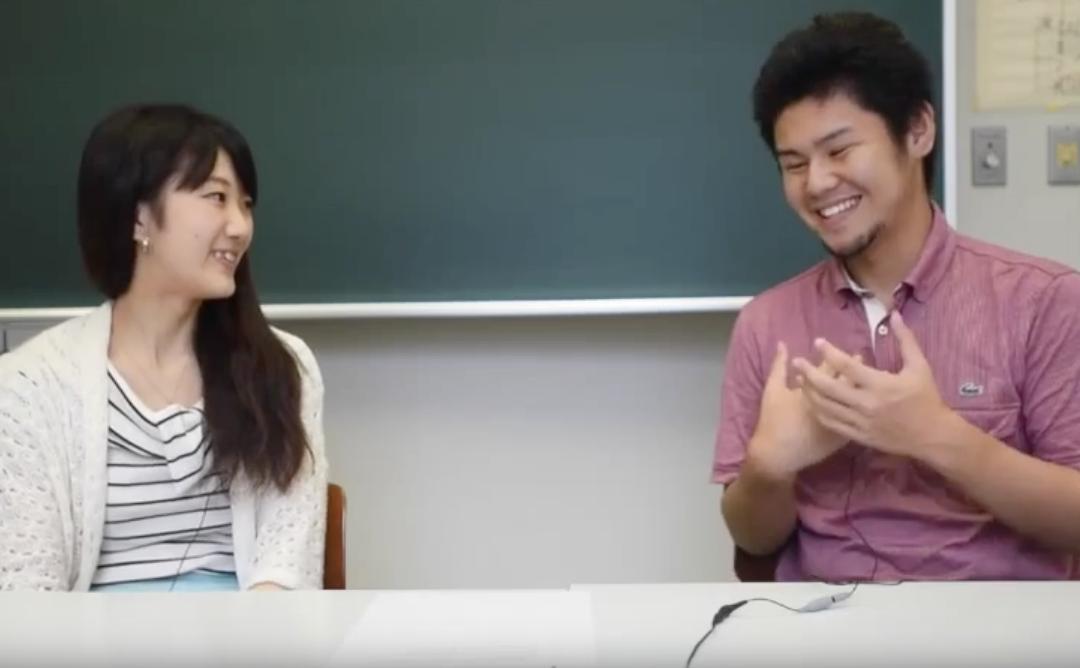 Ayaka and Daiki