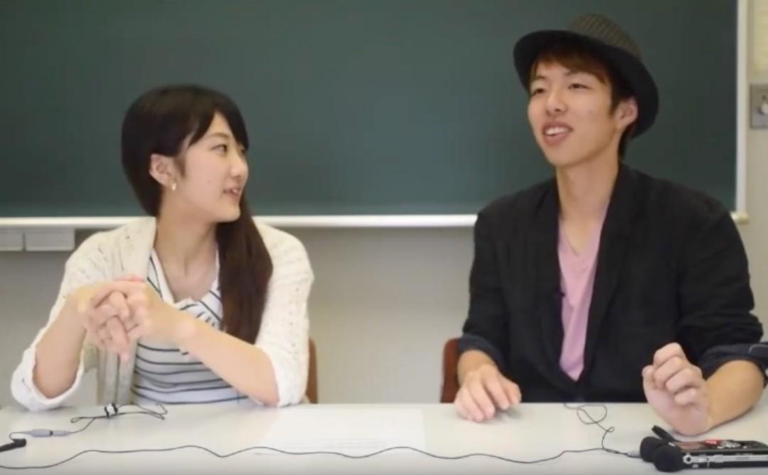 Ayaka and Mao