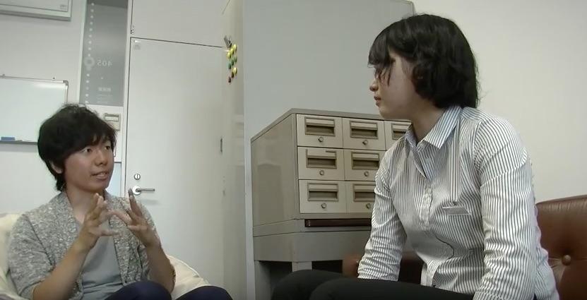 Shuhei and Yuki