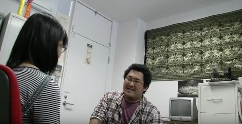 Nanase and Naoyuki