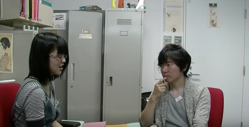 Nanase and Shuhei