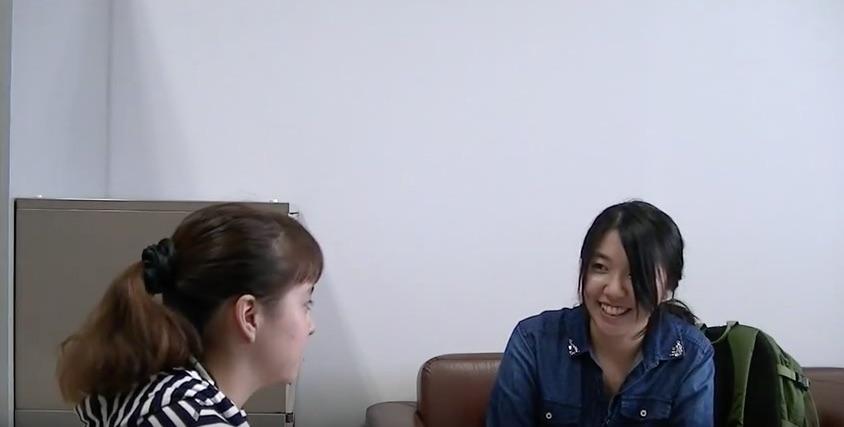 Miya and Ayaka