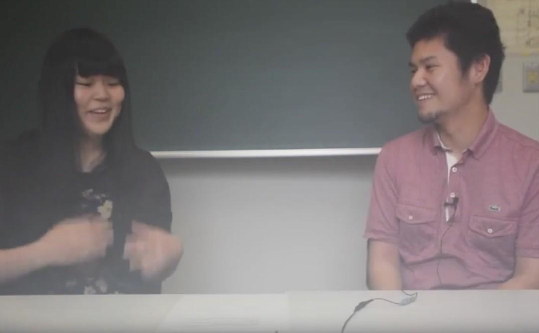 Nanami and Daiki