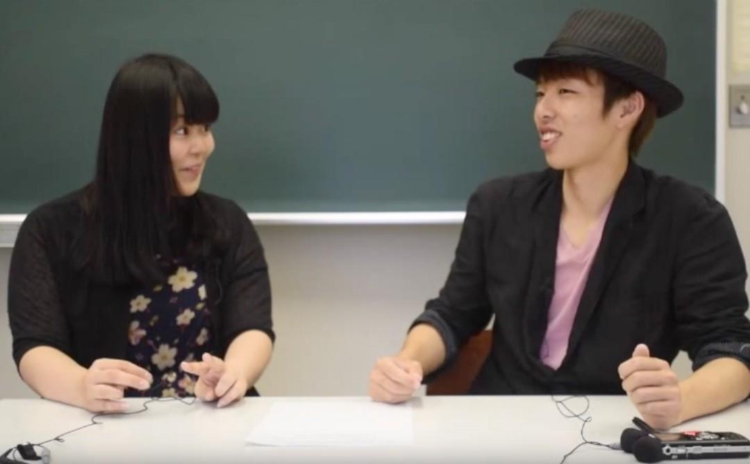 Nanami and Mao