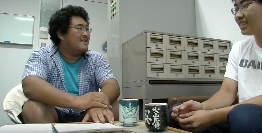 Naoyuki and Sho