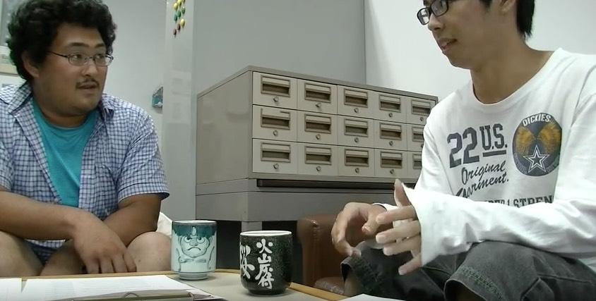 Naoyuki and Yuma