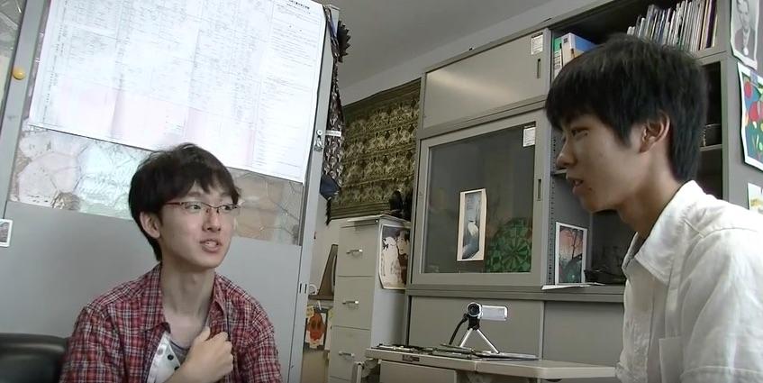 Taiki and Takaki