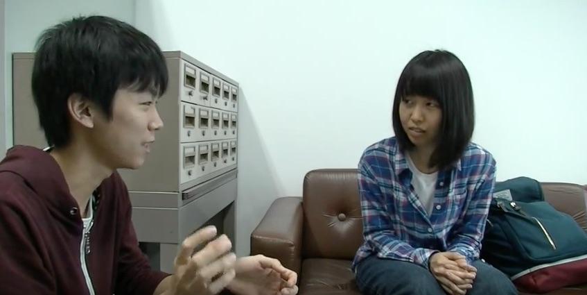 Takaki and Yuki