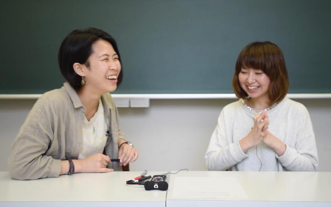 Yuka and Mao