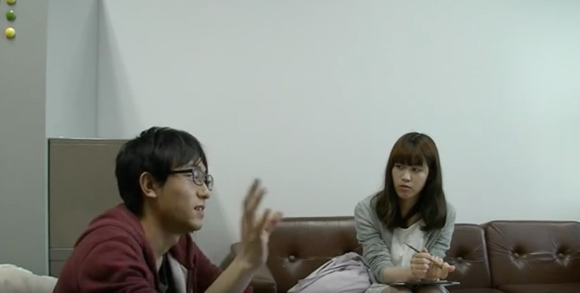 Hikaru and Nanami