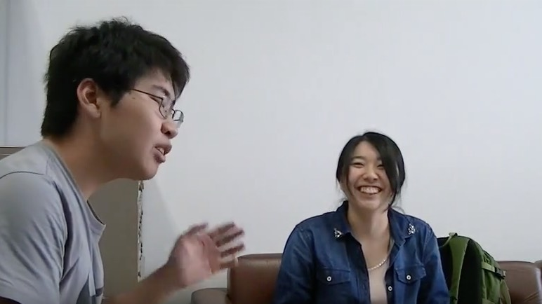 Sho and Ayaka