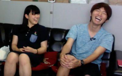 Toko and Takumi