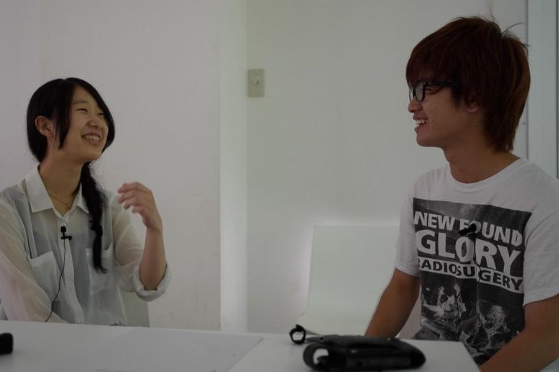 Harumi and Ryutaro