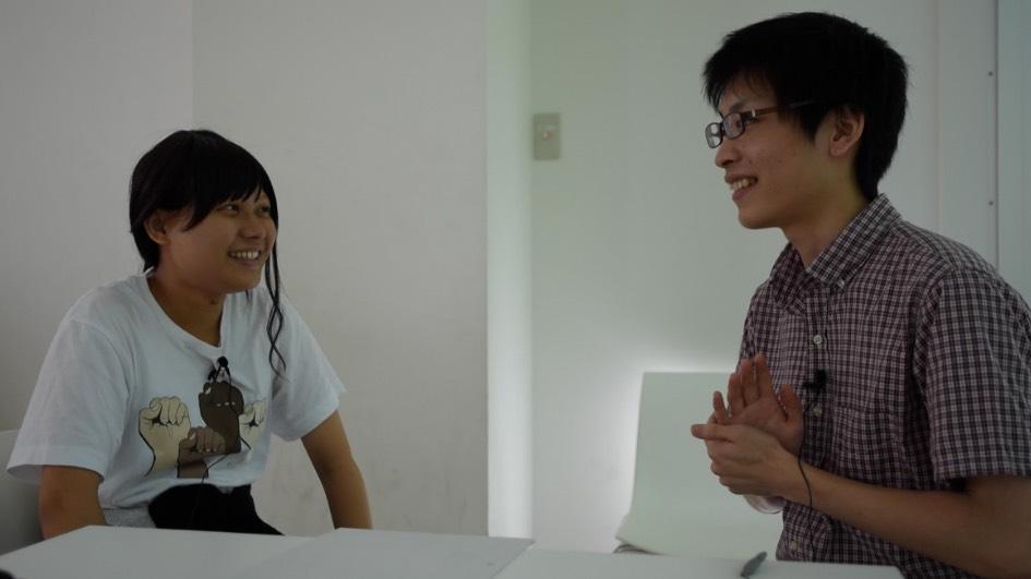 Keiko and Takuya