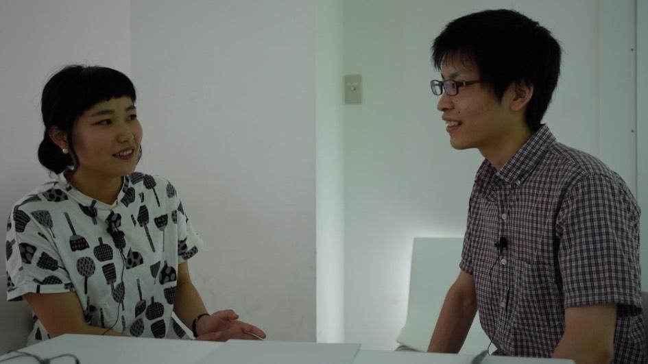 Mizuki and Takuya