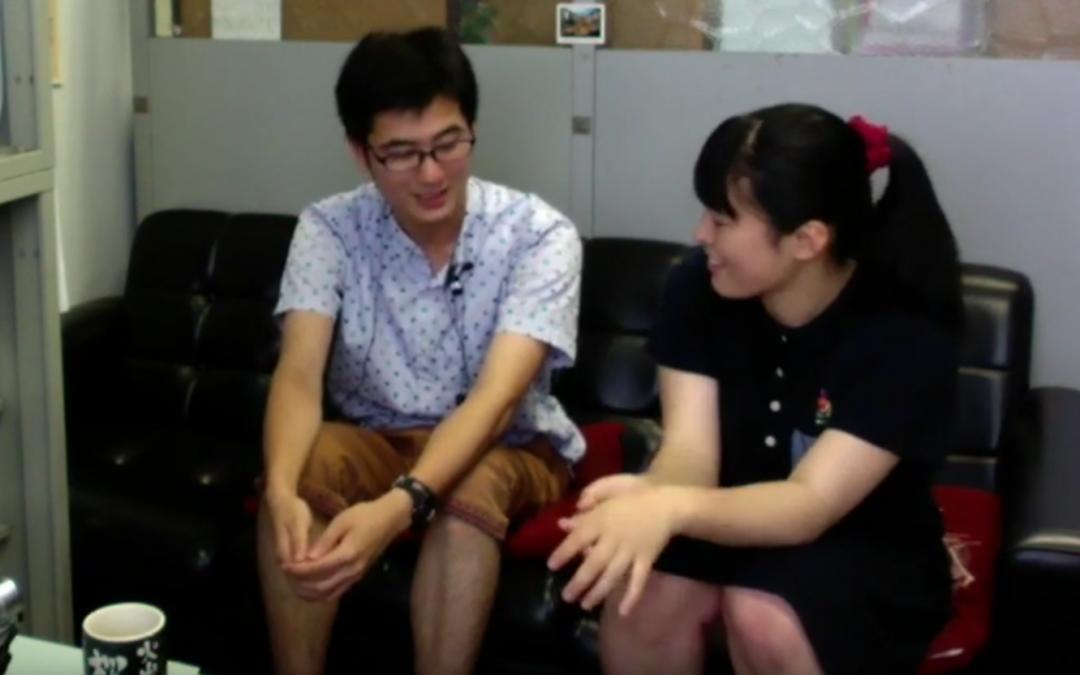 Ryotaro and Toko