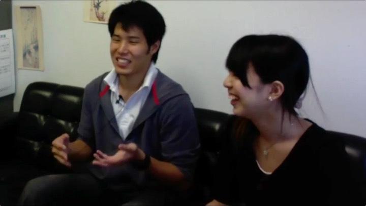 Shunichiro and Yumi