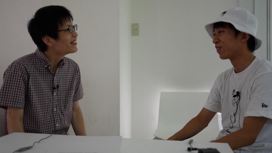 Takuya and Ryuta