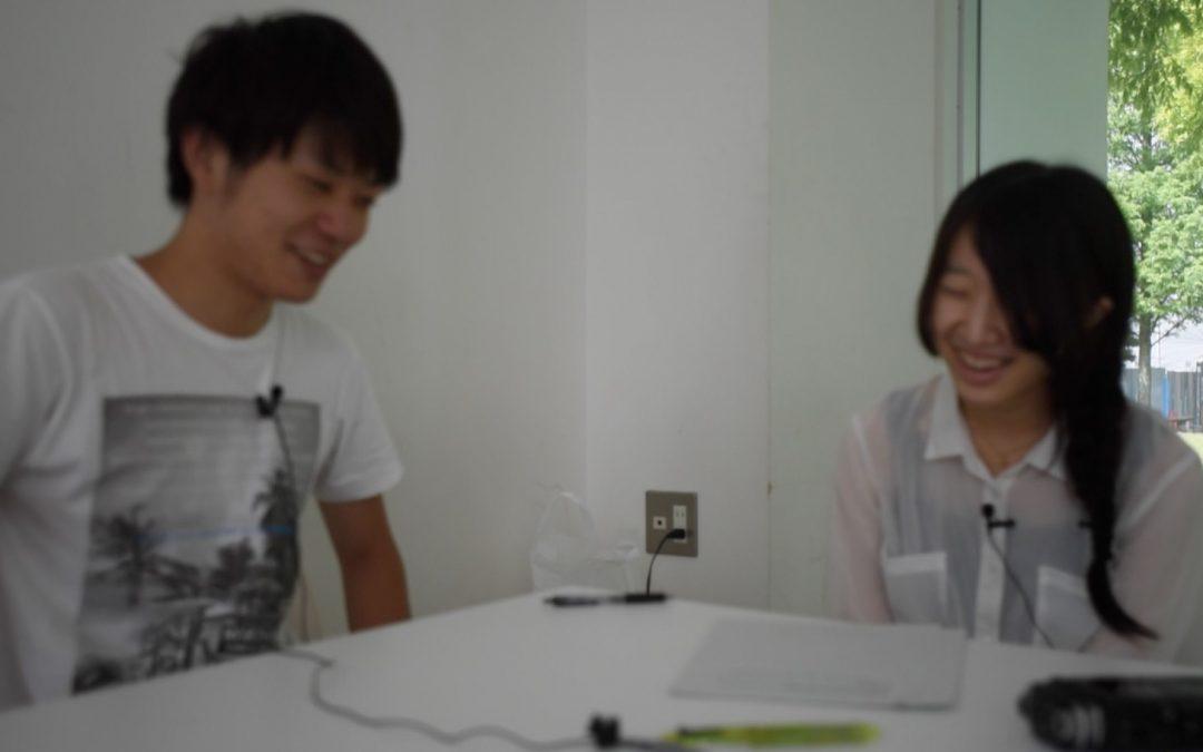 Yuusei and Harumi
